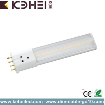 6W 80lm/W LED Tube 2G7 Commercial Light