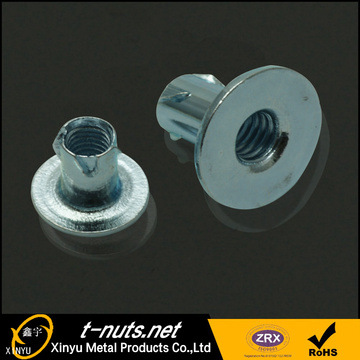 Steel Stamp Propeller Tee Nut