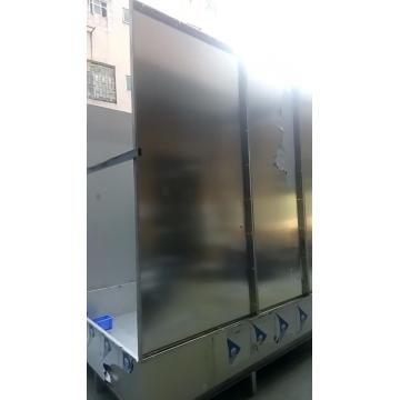 Ordinary Discount for Exhaust Gas Exhaust System Spray painting exhaust gas treatment booth export to Myanmar Suppliers