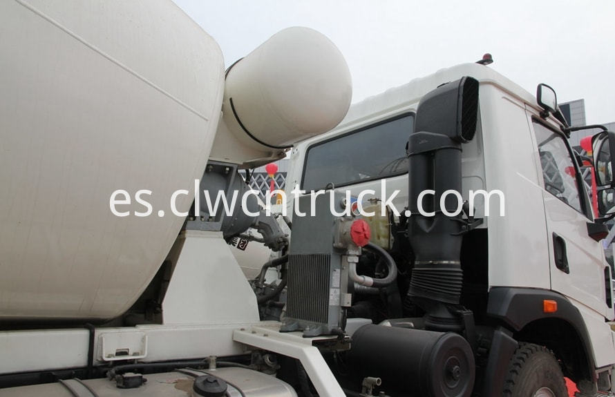 concrete mixer truck price 8