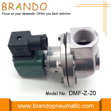 Aluminum Body Pneumatic Pulse Jet Valve
