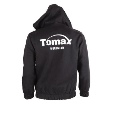Flame Resistant 100% Cotton FR Hooded Jacket