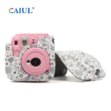 Instax Mini 9 Childish Scrawl Protective Case