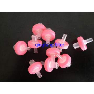 0.2 Micron Cellulose Nitrate(CN)  33mm Syringe Filter