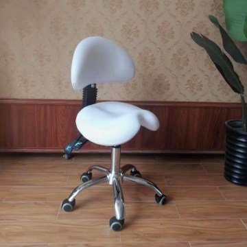 beauty salon stool  with wheels