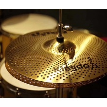 OEM/ODM for Manual Hi-Hat Cymbals Quiet Cymbals Hi-hat Cymbals supply to Libya Factories
