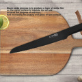 8'' Black Oxide Stream-line Bread Knife