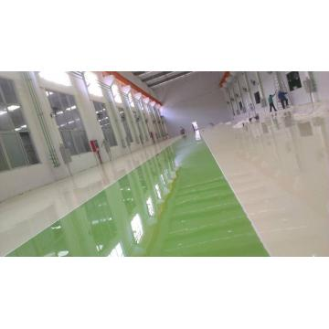 Plant high-strength epoxy resin coating floor