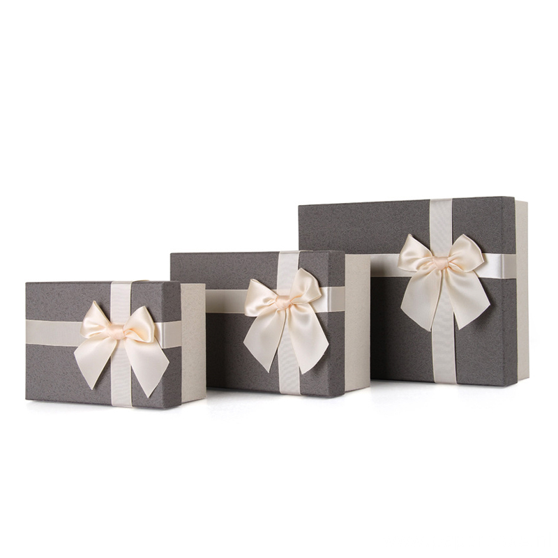 Luxury Gift Packaging Paper Box For Brand