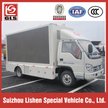 FORLAND LED Advertising vehicle