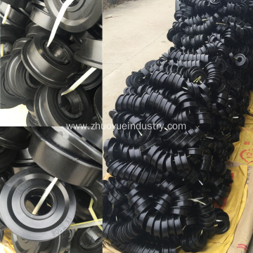 Belt Conveyor Roller Bearing Housing Sealing System