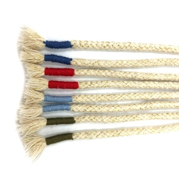 Directly Wholesale 5mm Braided Cotton Macrame Rope