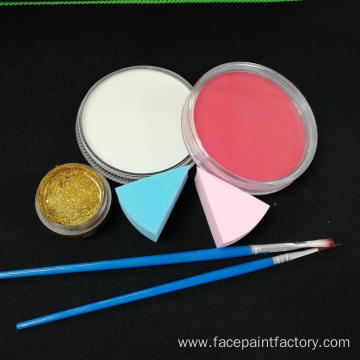 Party supplies face painting spong brushes