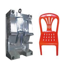 Plastic armchair injection moulds