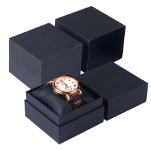 Black Paper Watch Jewelry Packaging Box