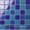 Cheap Glazed Flat Surface Porcelain Mosaic Tile