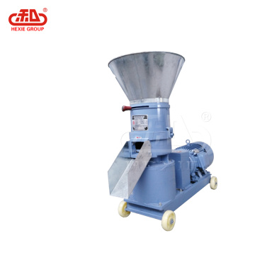 The Most Popular Flat Die Pellet Mill