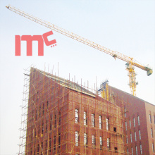 Factory Supplier for Building Tower Crane 6 ton Flat Top tower crane with CE supply to Morocco Supplier