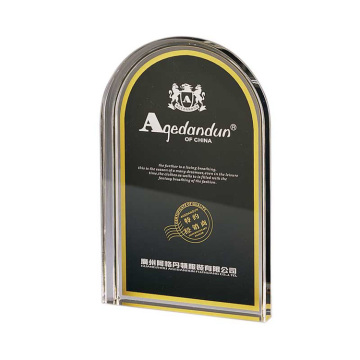 custom engraved business recognition awards