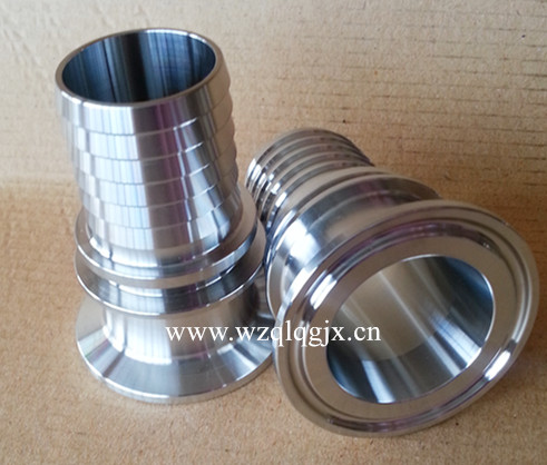 Sanitary Stainless Steel Fitting Hose Nipple