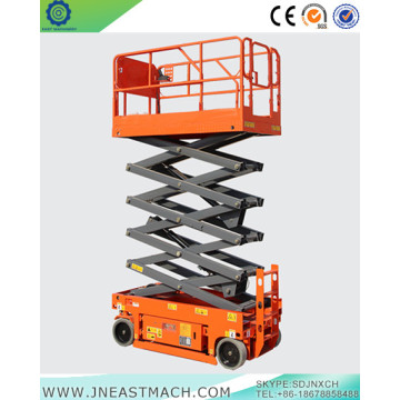 10m Glass Cleaning Lifting Platform