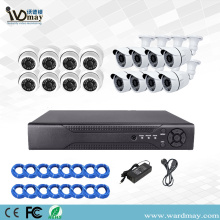 H.265 16chs 3.0MP Security Surveillance Poe NVR Systems