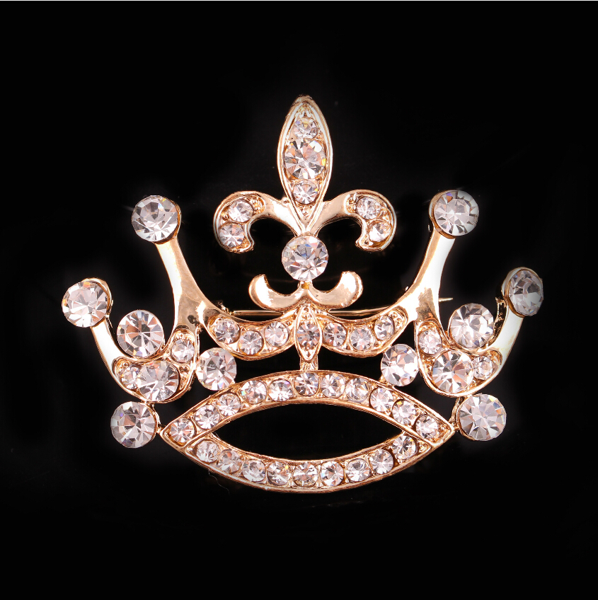 2018 Fashion Crown Jewelry For Dinner Party