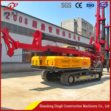 High quality hydraulic dril rig for construction machinery