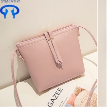 Fashion single shoulder slanting woman bag small bag