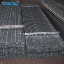 China OEM for Galvanized Y Post Cheap Metal T-post Wholesale Hot Dipped Galvanized Studded T Post supply to Gambia Manufacturers