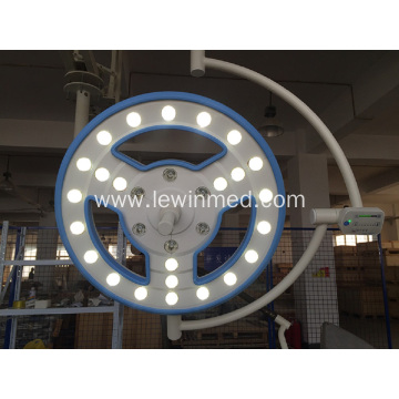 Hollow type LED surgery lamp