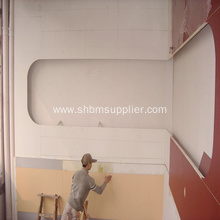 ECO Friendly Sound-Insulating Non-Asbestos MgO Wall Panel