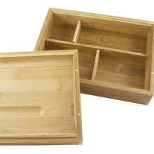 Bamboo Magnetic Rolling Box    Bamboo Magnetic Rolling Box