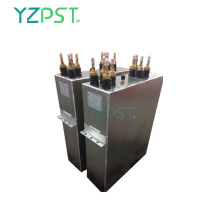 water cooled pump tank capacitor