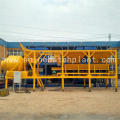 Mobile Concrete Mixing Station, self Loading transit mixer