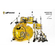 Acrylic 5-pieces Drum Kit
