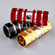 Colorful Alloy Bike Peg