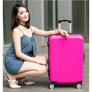 ABS PC film cheap hard suitcases wholesale