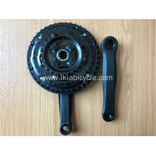 Steel Crank 170mm and Chainwheel 34T/42T