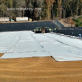 Reinforced Waterproof Geotextile for Landfill Projects