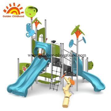 Kids Outdoor Playground Items Swing Set