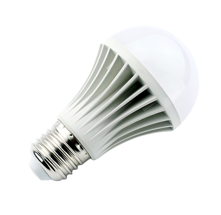 E27 7W High Power LED Bulb Light