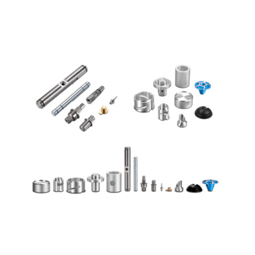 customized arious shape cnc turned parts