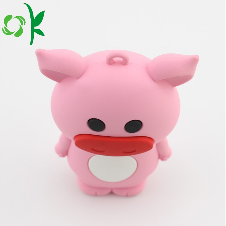 Pink Pig Powerbank Cover