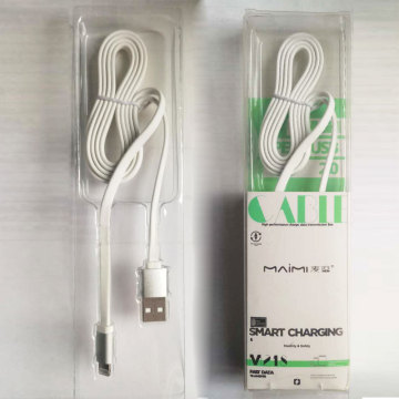 Customized for Iphone 6 Charger Cable lightning cable m218 for IPhone export to Japan Wholesale