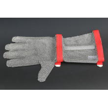 Ring Mesh Gloves- Long cuff
