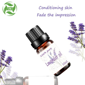 Beauty skin acne remove organic lavender essential oil