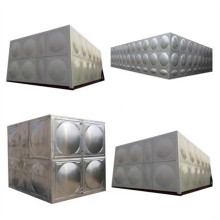 Stainless Steel With 1x1m Panel Drinking Water Tanks