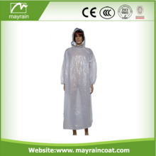 Cheapest Promotional Disposable Pe Rain Poncho