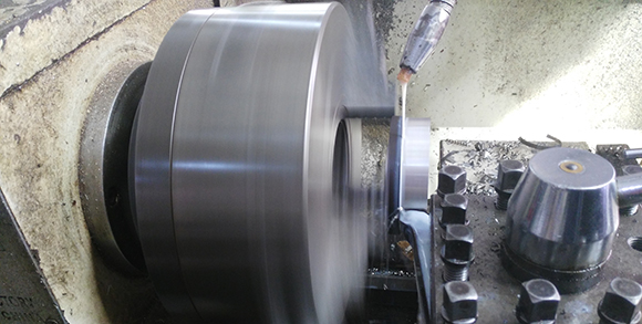 turning stainless steel